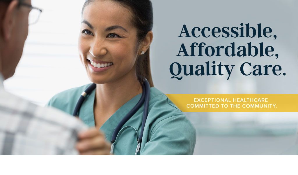 Accessable, Affordable, Quality Care